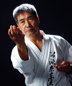Senseï Naoki OMI