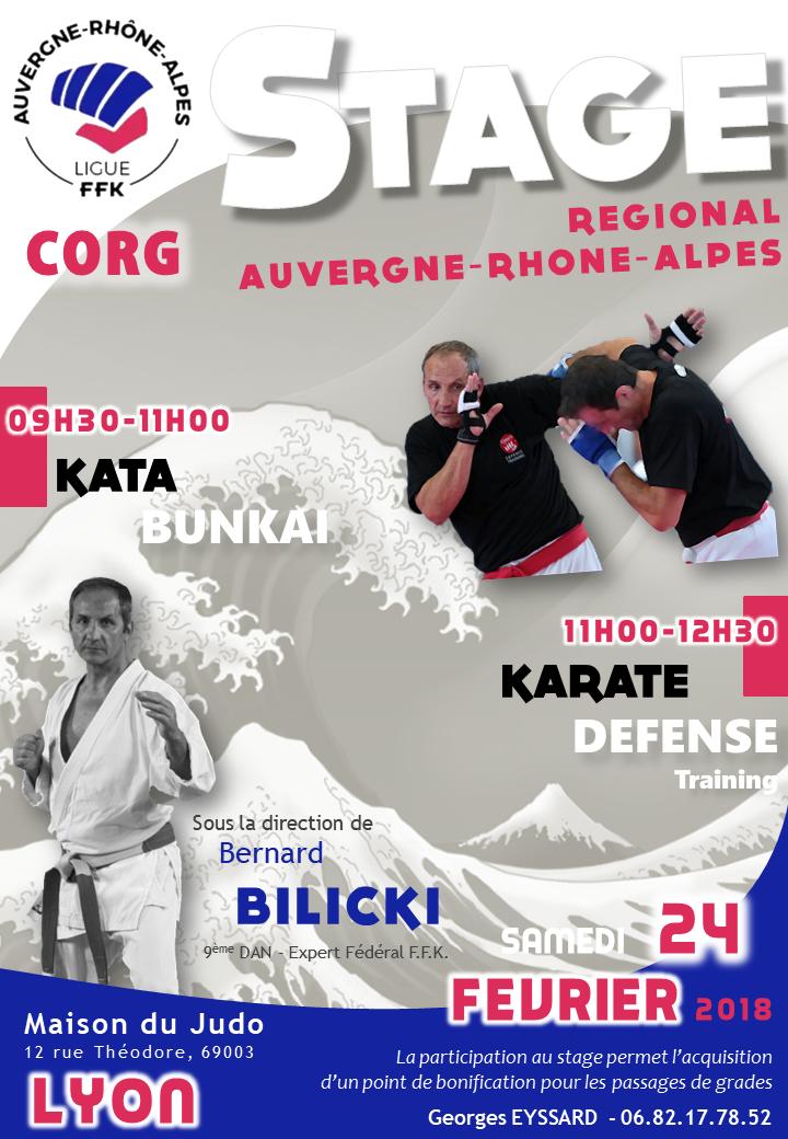 Stage Régional Bilicki 24-02-2018